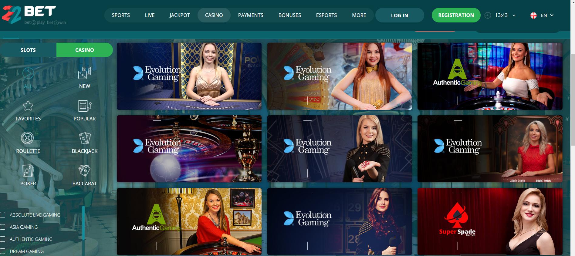 Casinos principal populares freebet 474722