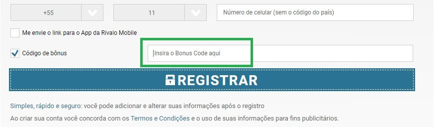 Bonus code 440698