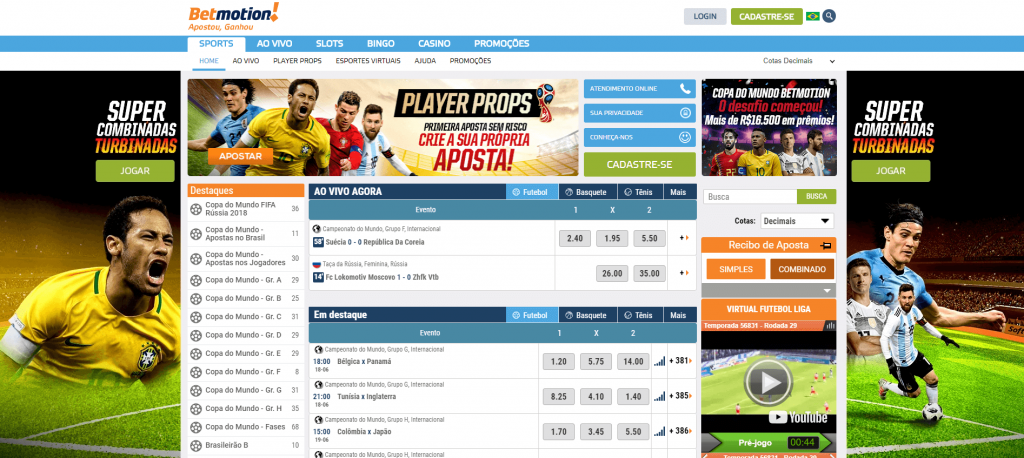 Betmotion games 50 bets 332758