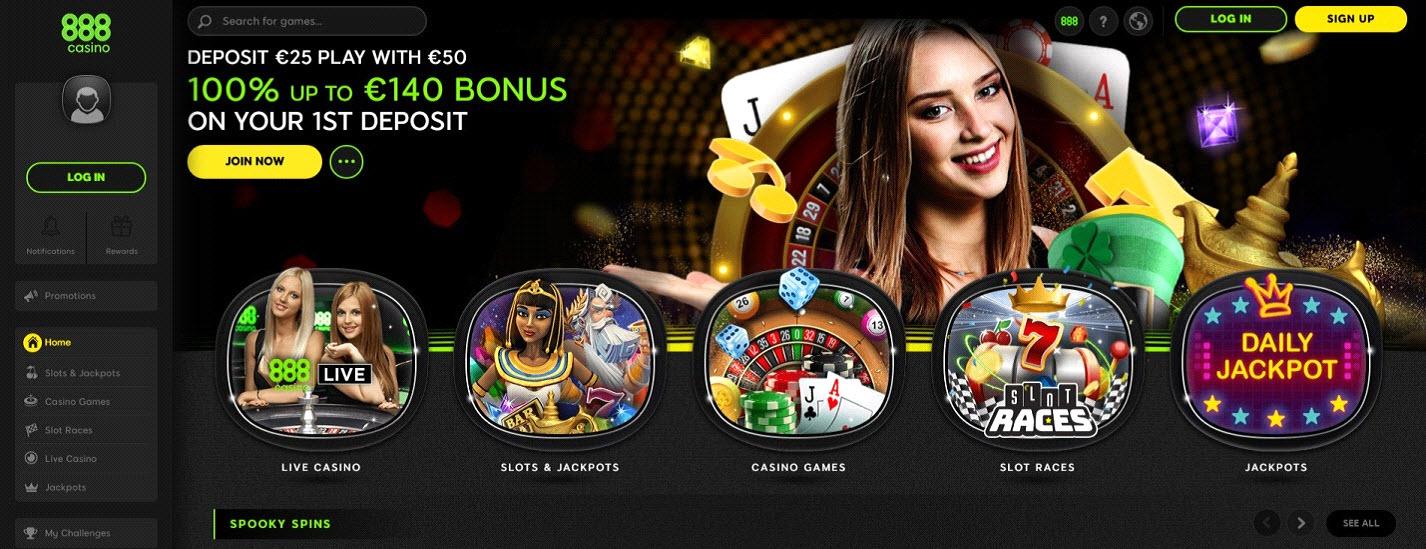 888 casino 460033