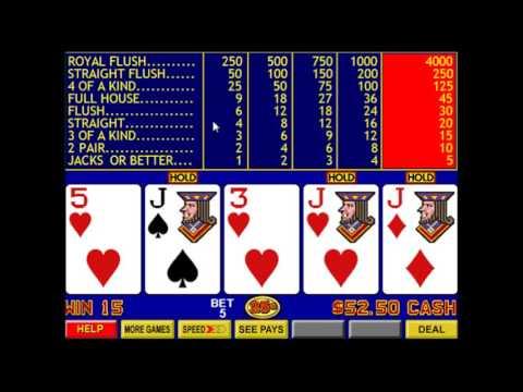 Video poker slots 439833