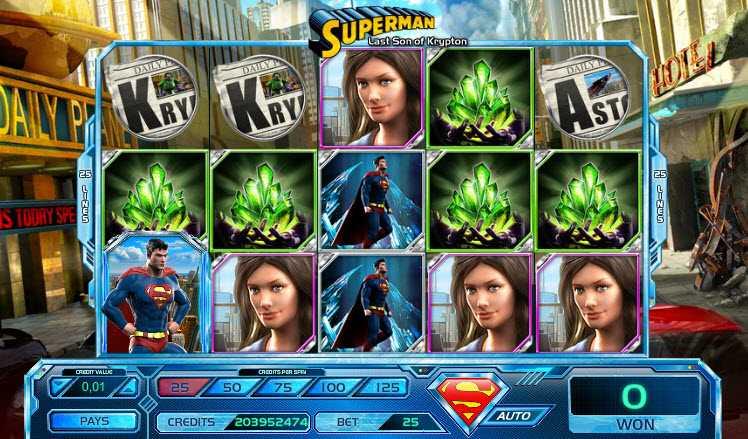 Realmente ganhar superman 646120