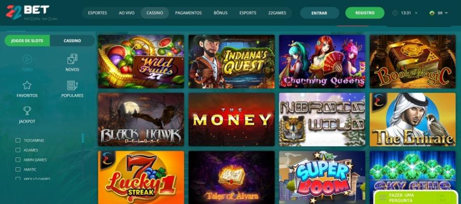 22bet é confiavel casinos 641914