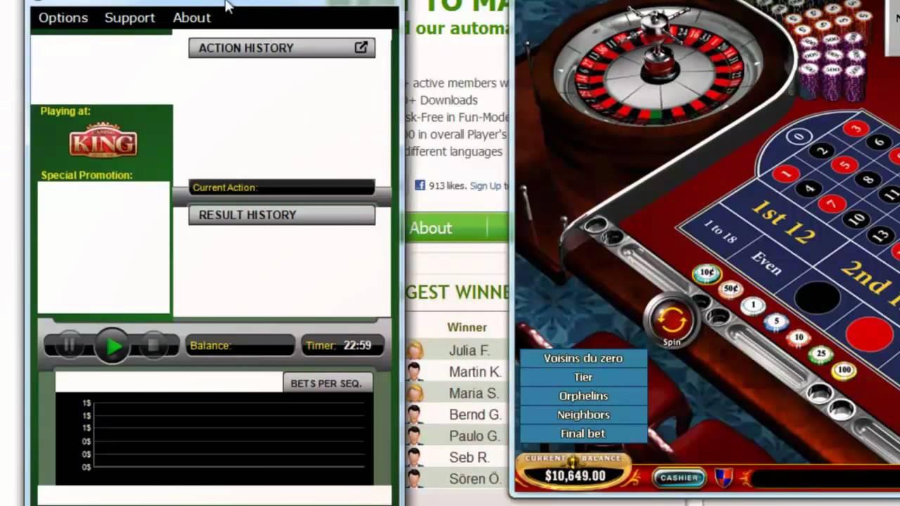 Casinos odobo criar roleta 114718