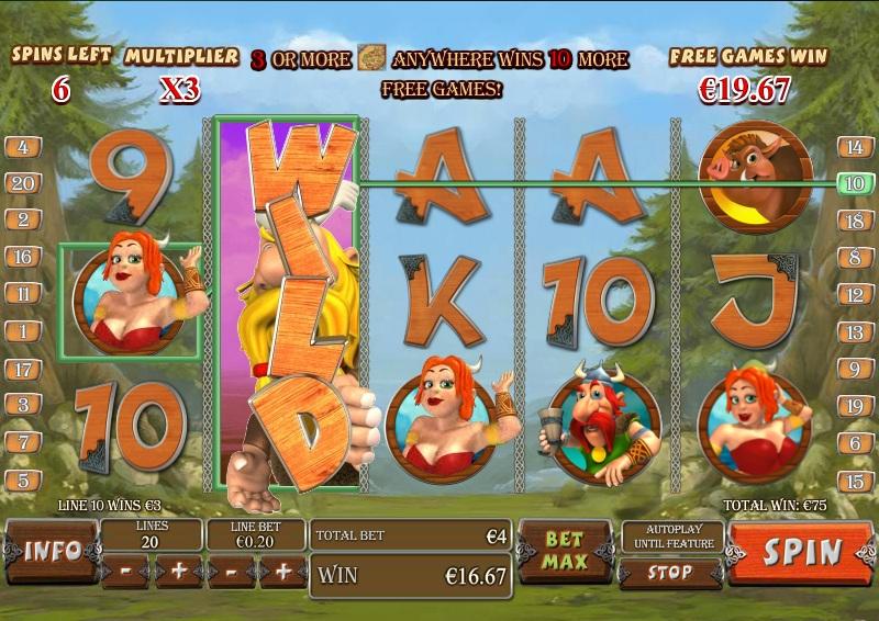 Vikingmania casino bingo 208115