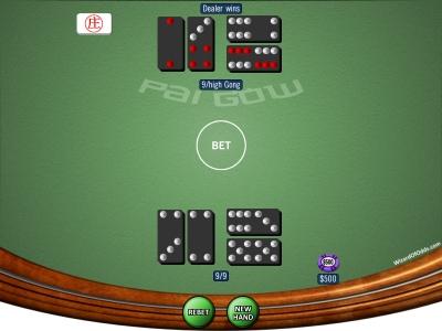 Casinos edict pai gow 328271