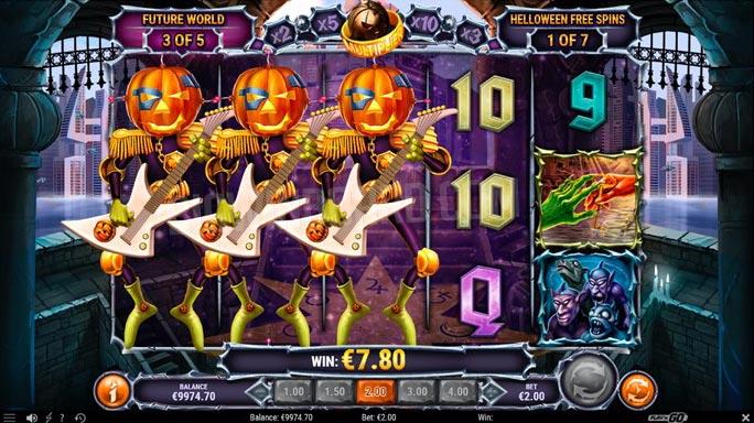 Halloween casino rival populares 602005