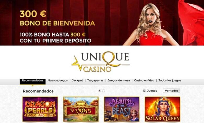 Unique casino análise 113074