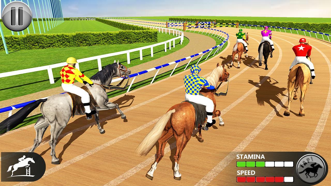 Playtech games corridas 117474