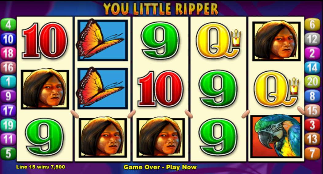 Slot casino Brazil 494327