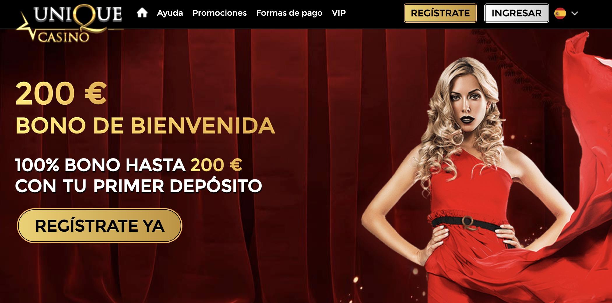 Unique casino 348176