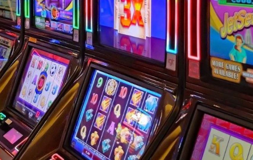 Slot casino Brasil artigos 201857