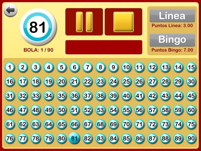 Como cantar bingo 270035