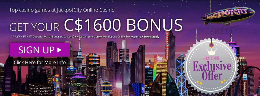 Jackpot city betfair 313530