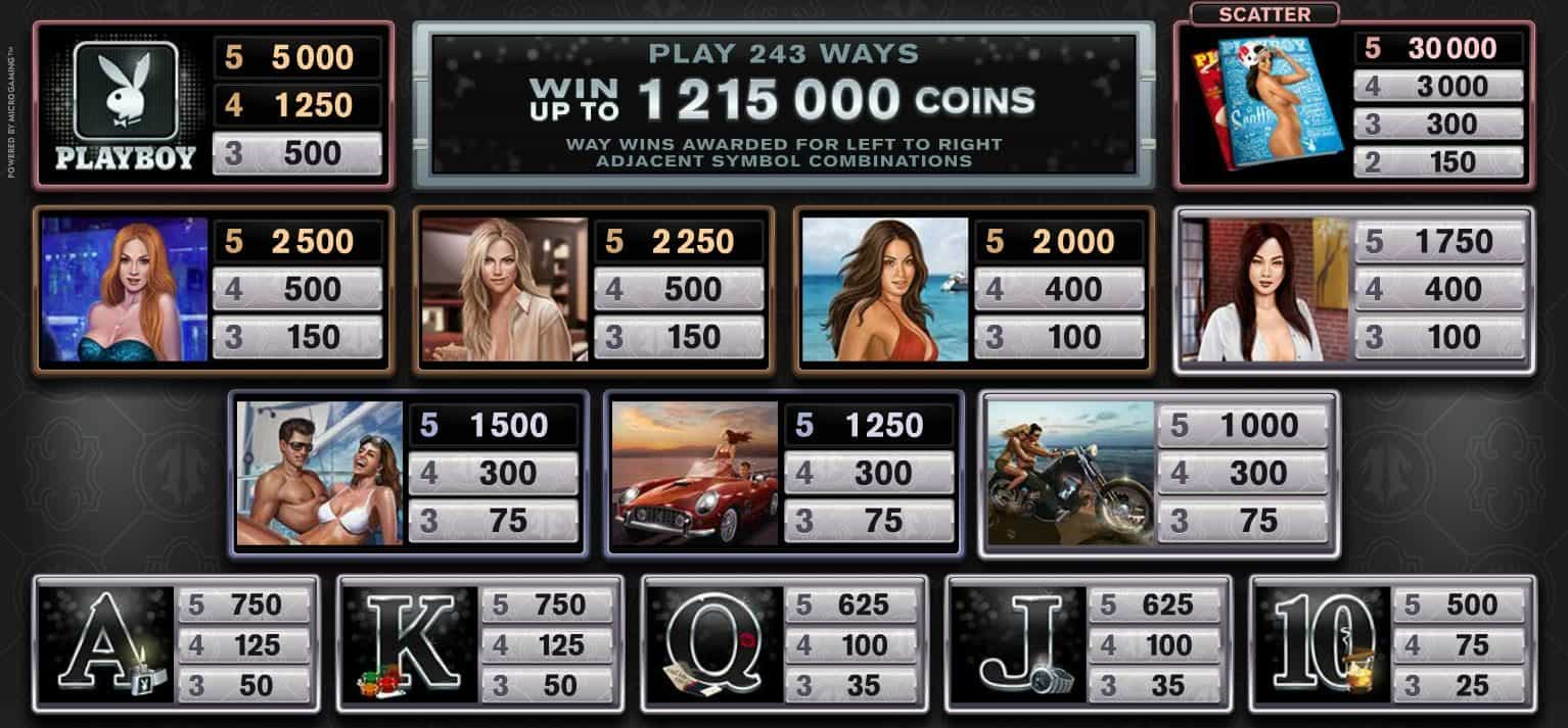 Playboy caça 112492
