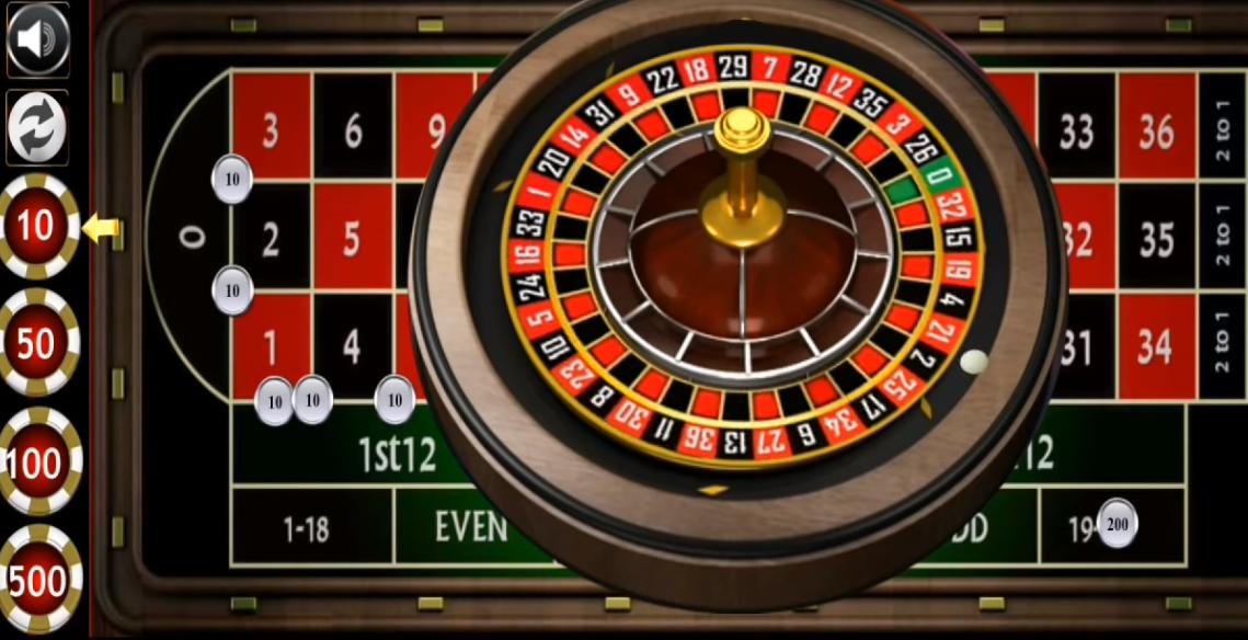 Roleta pro casinos games 645643