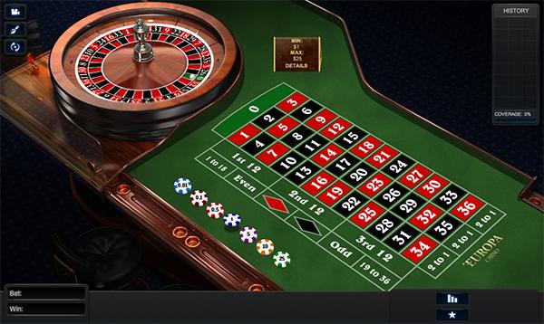 Roleta online poker casino 265303