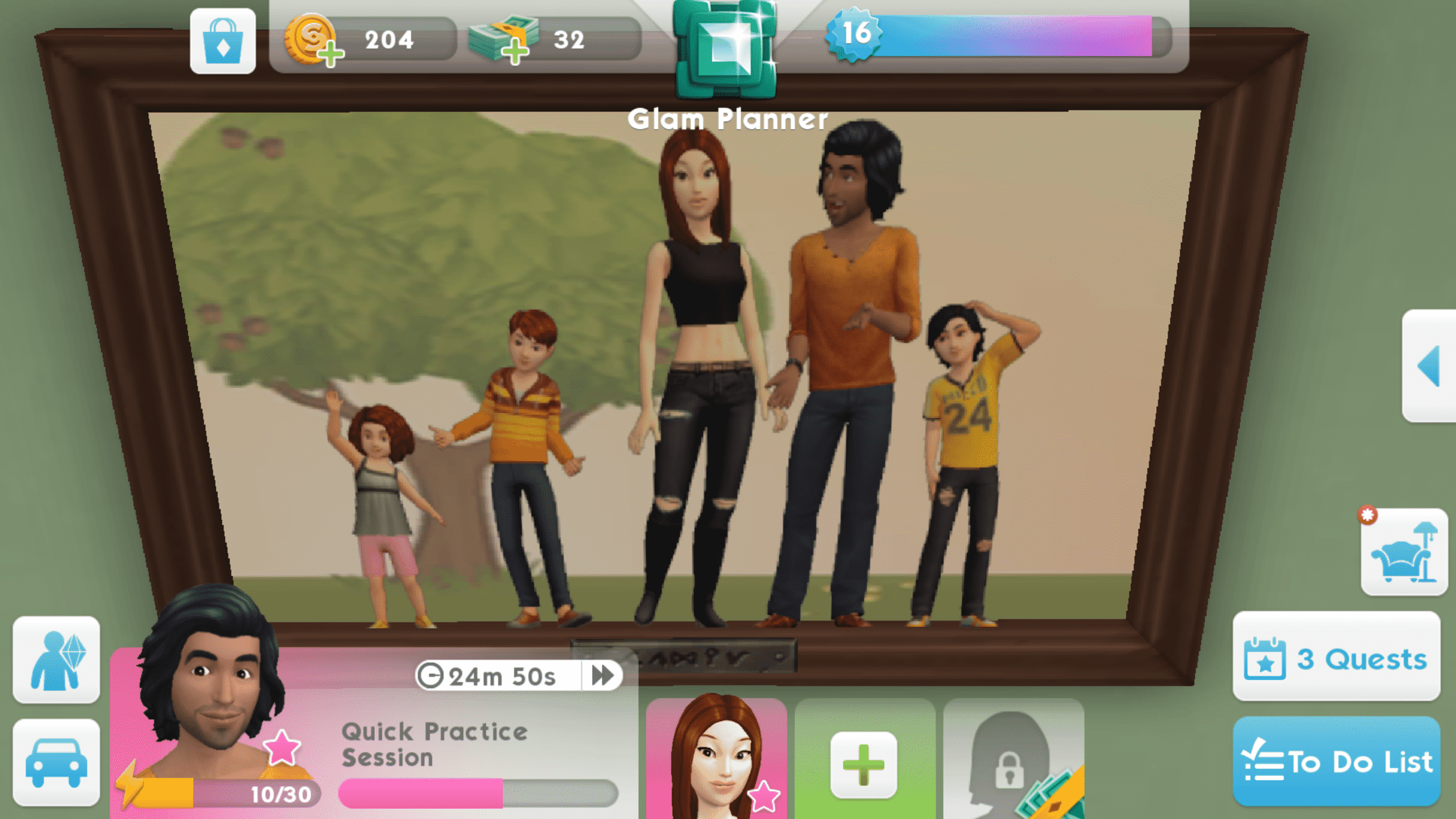 The sims mobile 120057