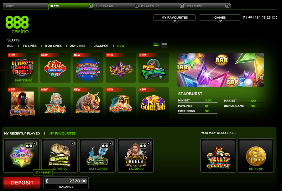 888 casino bonus spamalot 637931