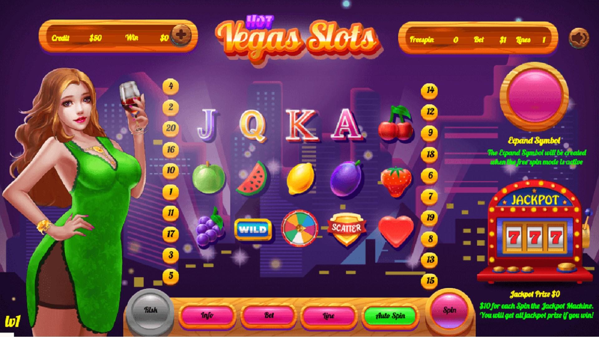 Casino online Las Vegas 589944