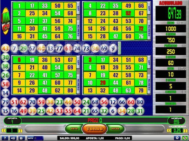 Video bingo champion 479241