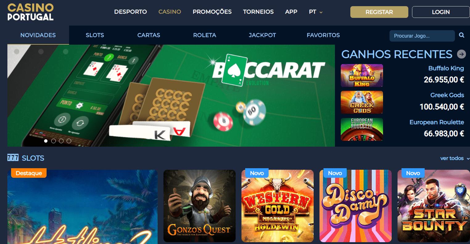 Casino Portugal 528009