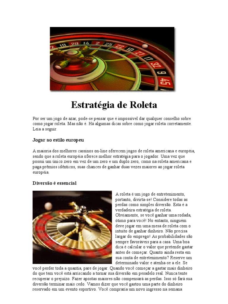 Roleta na português 325705