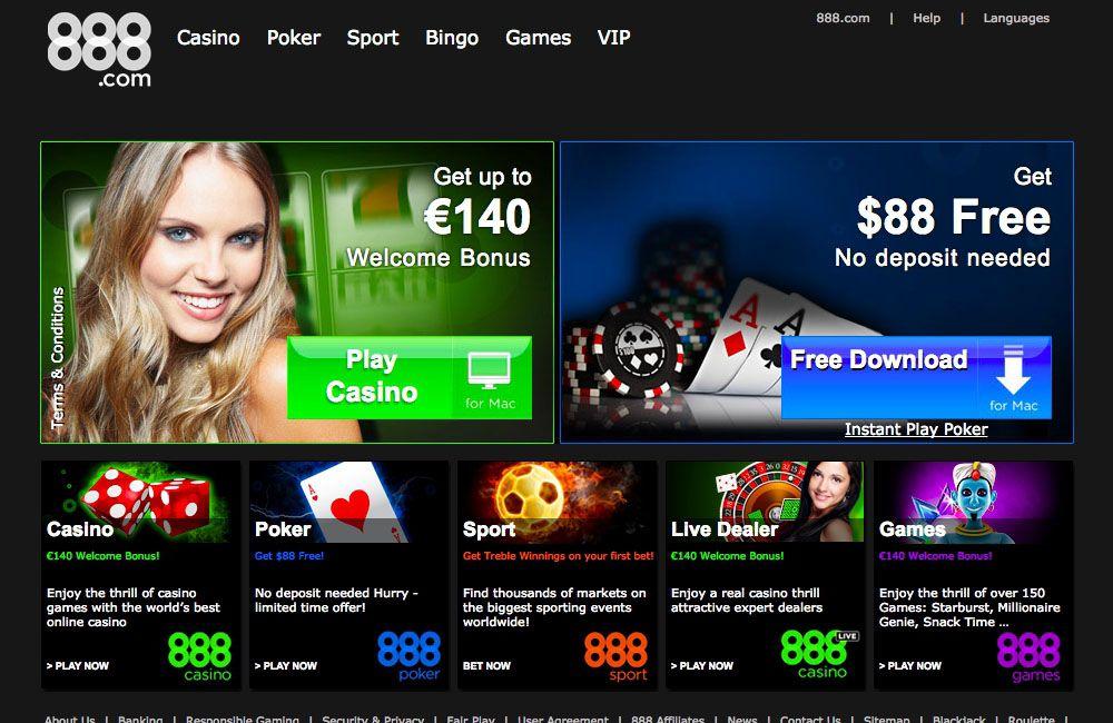 888 casino Brasil 50 308833