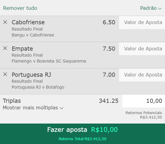 Dicas bets top 10 491233