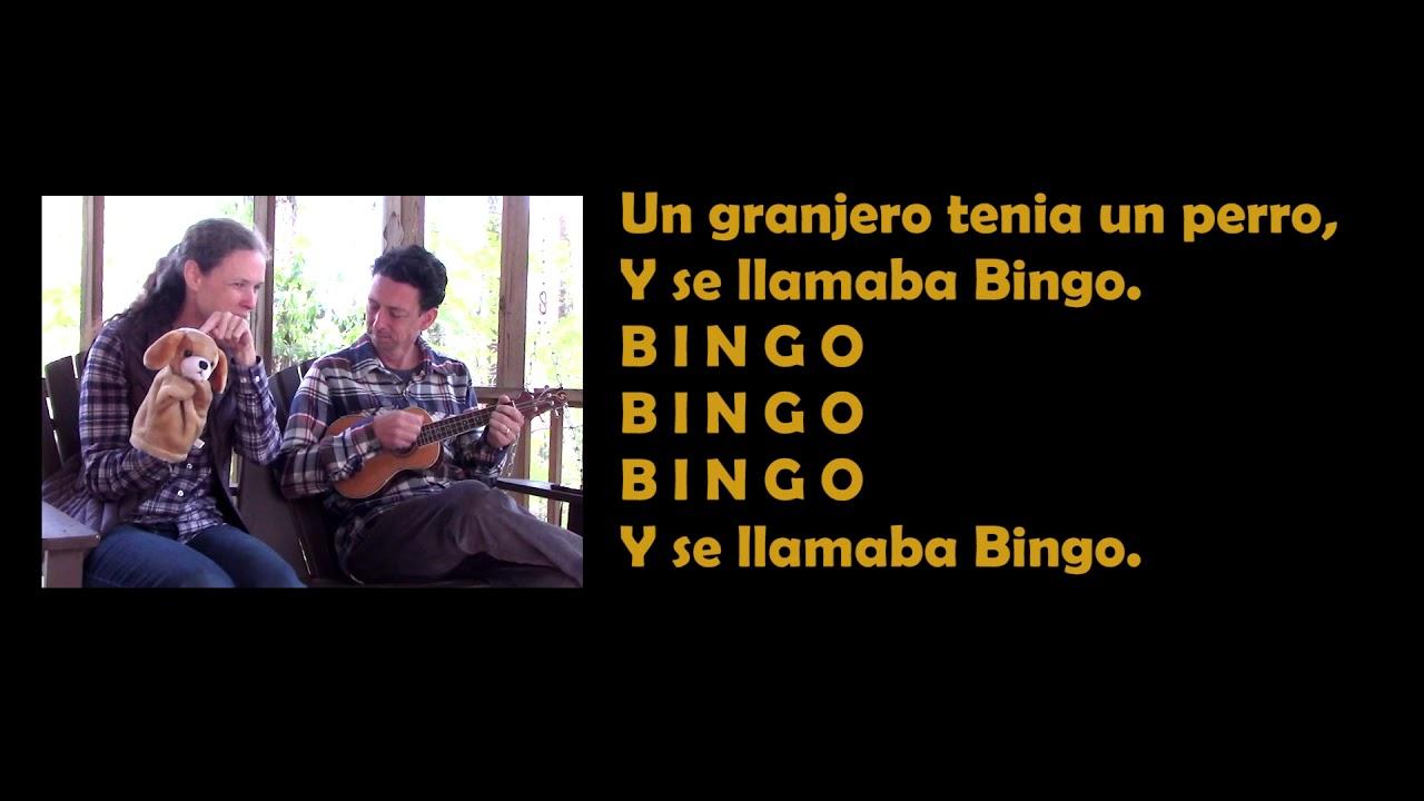 Como cantar bingo 563973