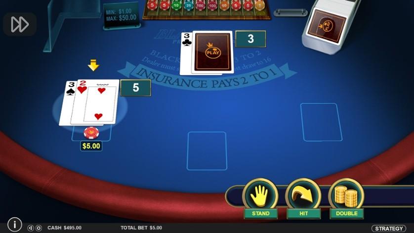 American blackjack casino 318271