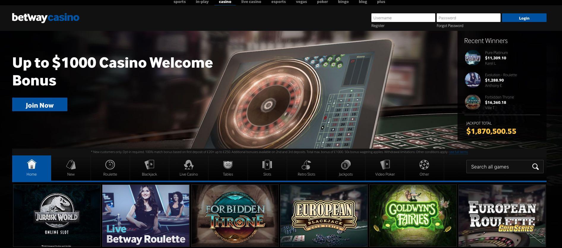 Betway casino blog Espanha 435193