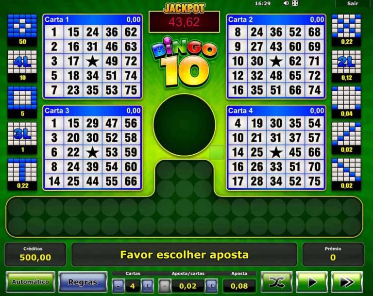 Bingo eletronico online maioridade 402322