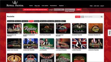Roleta virtual faturamento casino 418559