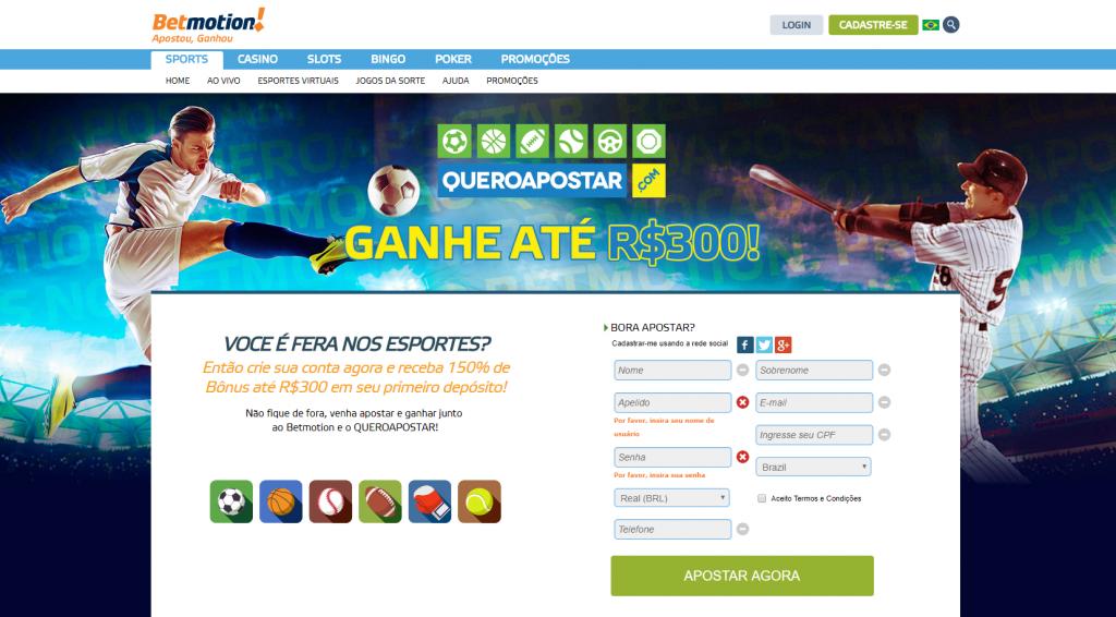 Betway Brasil website 216903