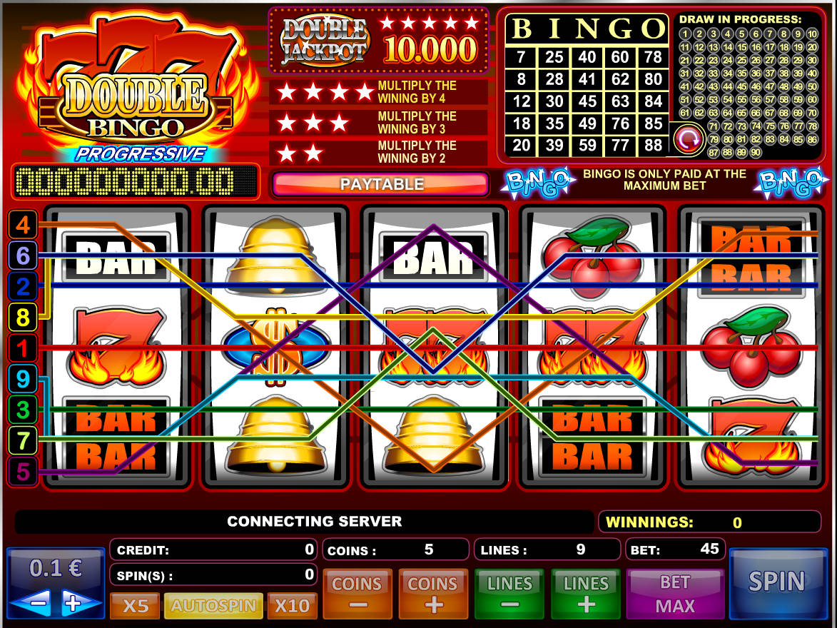 Bingo caça niquel cassino 551083