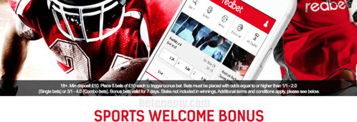 Bumbet bonus redbet sports 487358