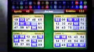 Vídeo bingo highlander caça 645183