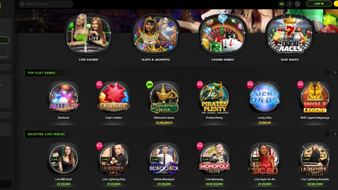 Casino games Portugal 365244