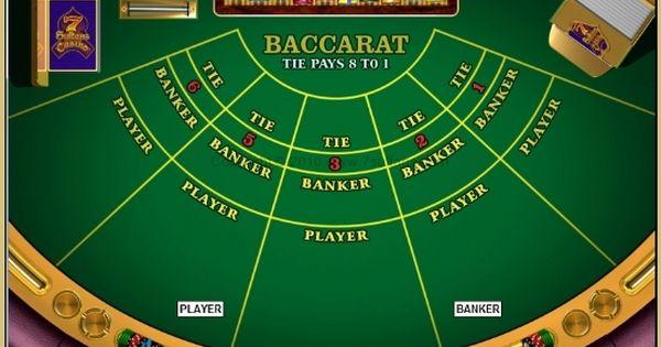 Casino movie baccarat 650315
