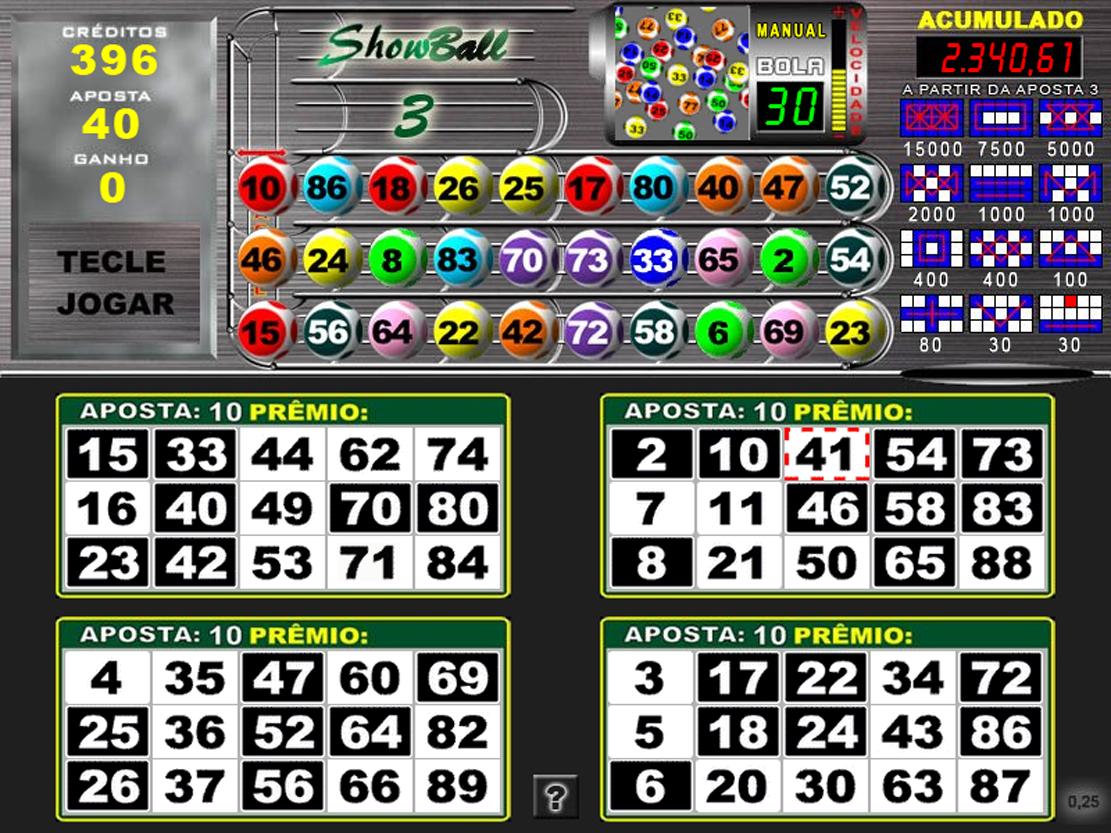 Casinos openbet populares video 382818