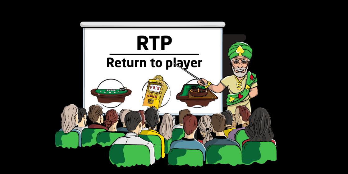 Casinos RTP 464504
