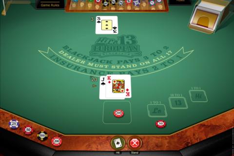 Como jogar blackjack 159947