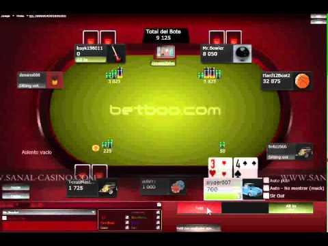 Poker online betboo 168608