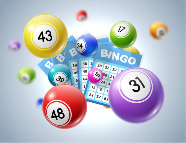Keno draw video bingo 207915