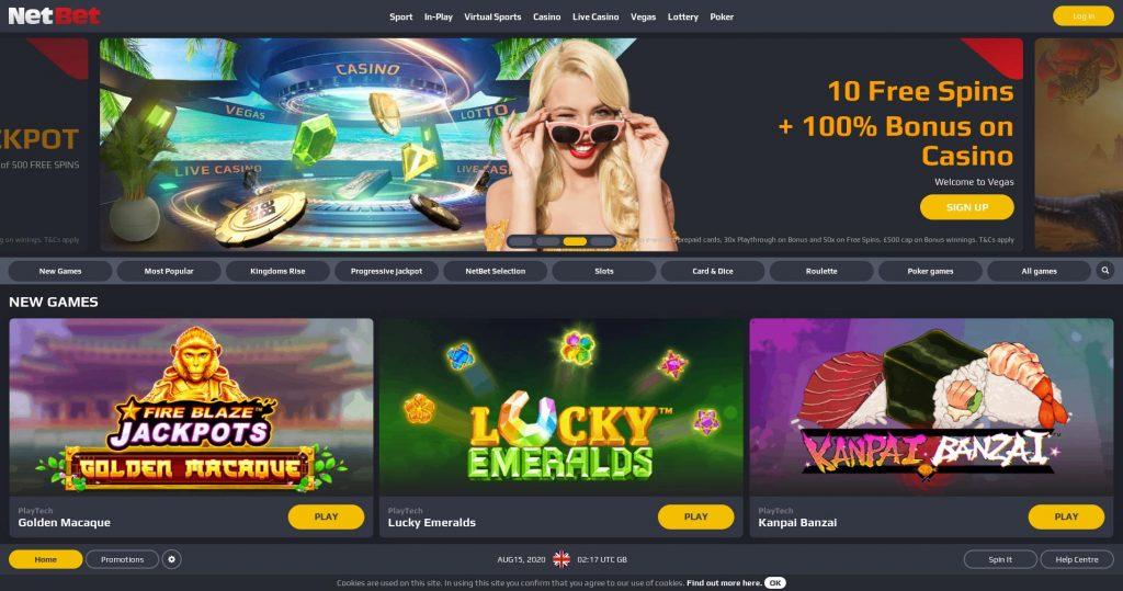 Netbet casino 515651