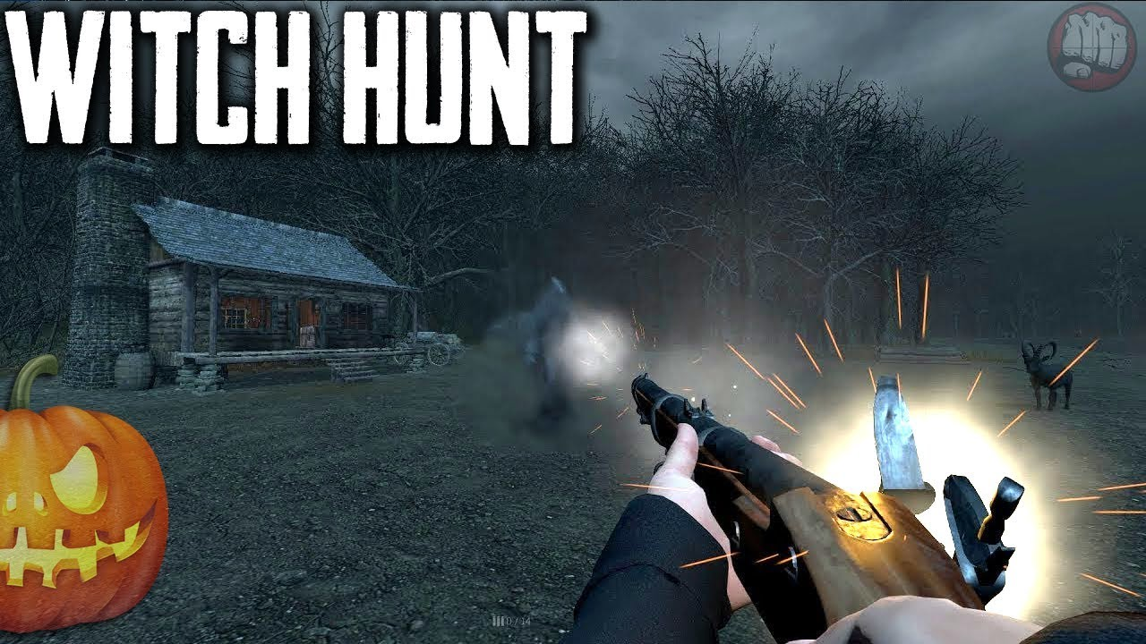 Parceiros links witchhunt steam 112901