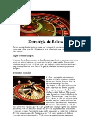 Roleta europeia jogo 539275