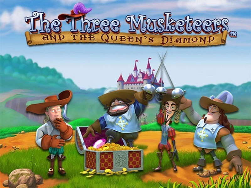 The three musketeers 197559