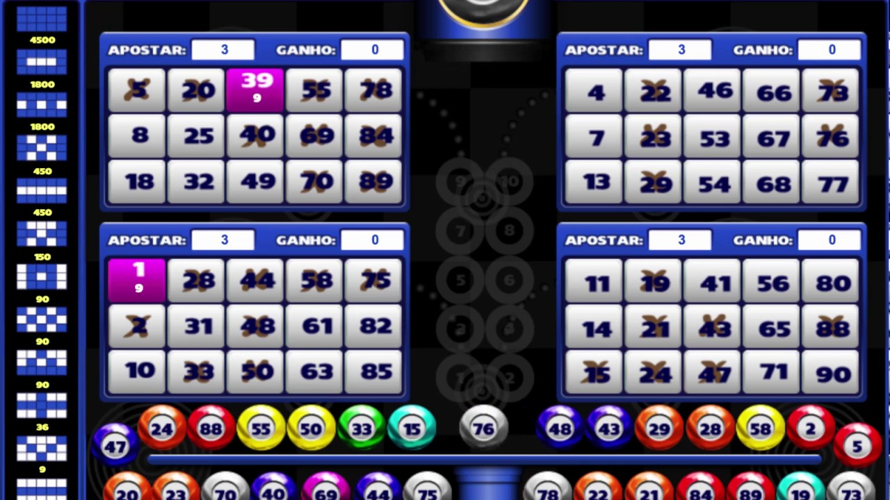 Video bingo pachinko 182141
